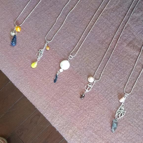 Gemerosity Jewelry - New Gemerosity Charms + Necklaces!!! 🤘🏻